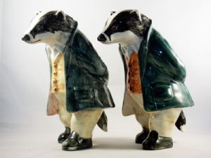Cinque Ports Pottery Badger Prototype