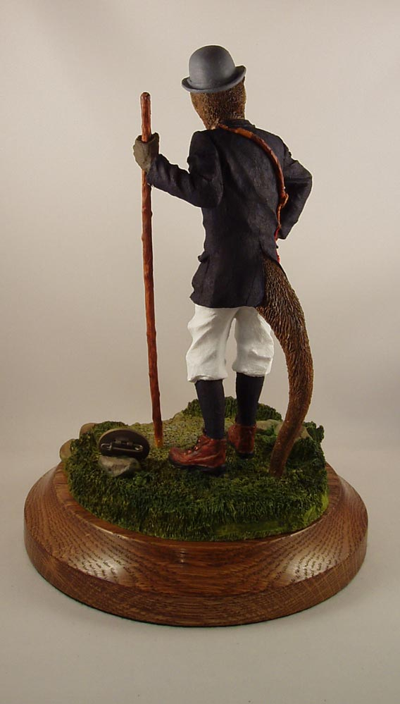 Stock Figurine Cheriton Otter Hunt - Limited Edition